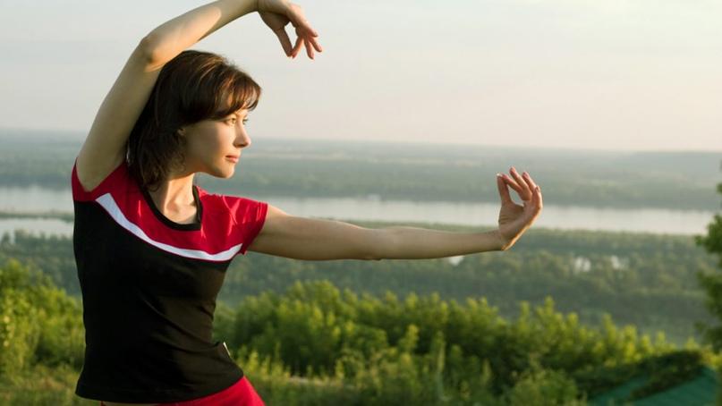 Равновесие Ума, Сердца и Тела = Здоровье