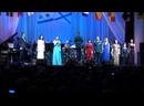 Андреевский флаг - солисты филармонии, военный оркестр РХБЗ