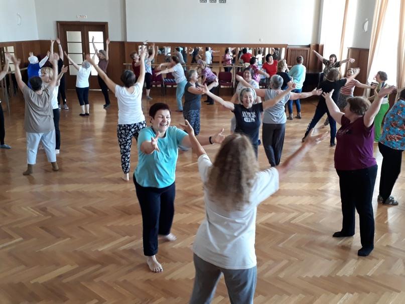 Присоединяйтесь к проекту «Живые танцы», изображение №1