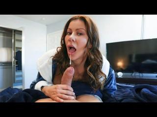 Alexis Fawx - Cleaning The College Guys Cock - Porno, MILF, Big Tits, Big Ass, Blowjob, POV, Stepmom, All Sex, Porn, Порно