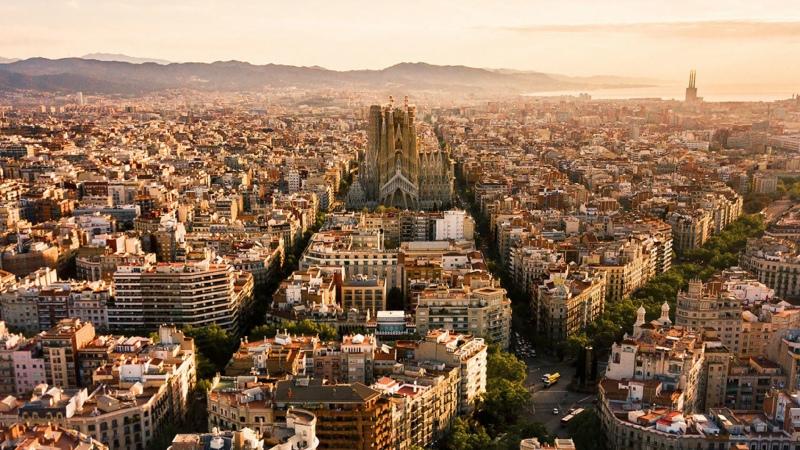 Барселона на лайнере MSC Круиз по Европе за 1190€ День в Испании