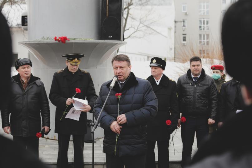 В Нижнем Новгороде отметили День моряка-подводника, изображение №5