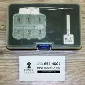 Копир для изготовления ключа HU100. OPEL