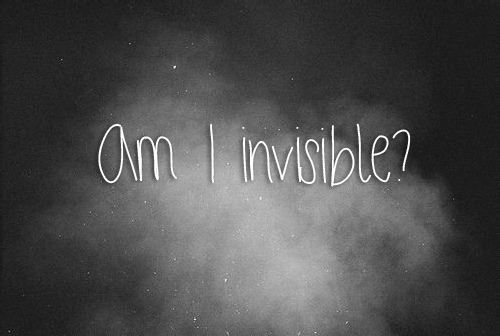 i am invisible quotes - 500×336