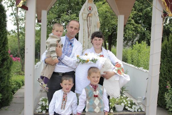 Steve Voytekhivskyy, Калитяки, Украина