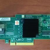 Контроллер LSI MegaRAID SAS 9240-4i SAS/SATA 6Gb/s