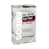 Масло ENEOS Super Diesel Synthetic 5w40 синт. (0,94 л)