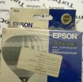 Картридж Epson T019 (черный)