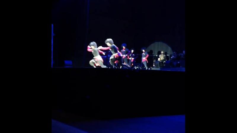 Sukhishvilebi in Berlin 28 01 2018 Dance Tsdo