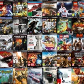 Закачка игр на непрошитые PS3 (безлимит)