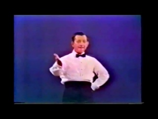 Donald OConnor and the Evolution of Tap Dancing
