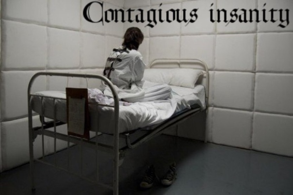 Исполнитель [club153161977 Contagious Insanity] Го...