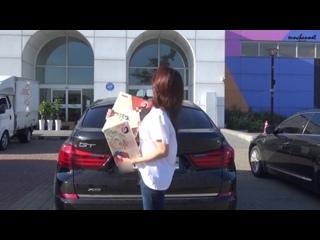 [FANCAM] 180922 Eunjung chusok greeting