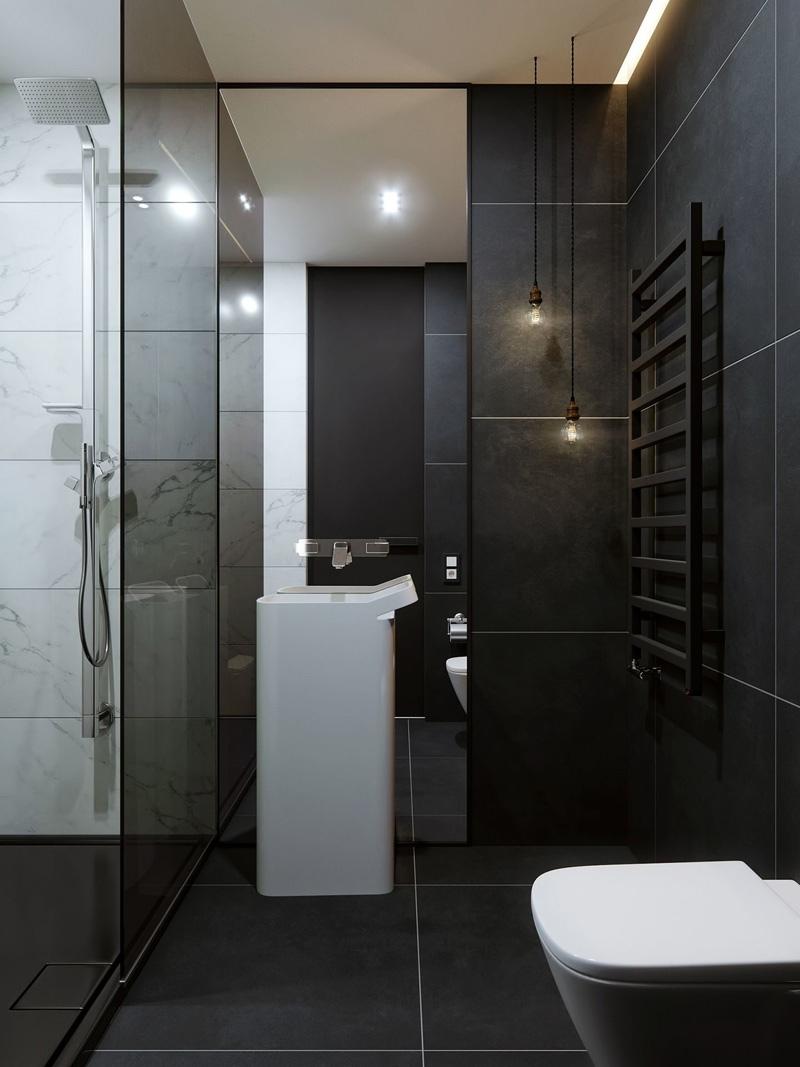 Проект квартиры от студии Bellas Аrtes.