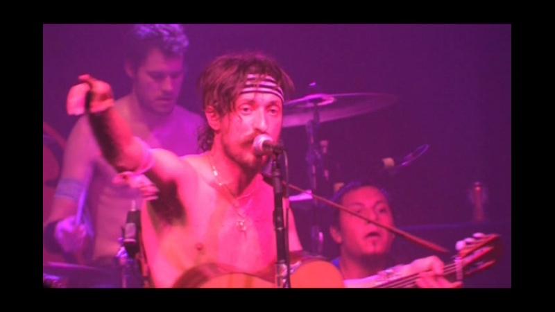 GOGOL BORDELLO Wonderlust King Удивительная Страсть Короля Live From Axis Mundi USA 2009 г