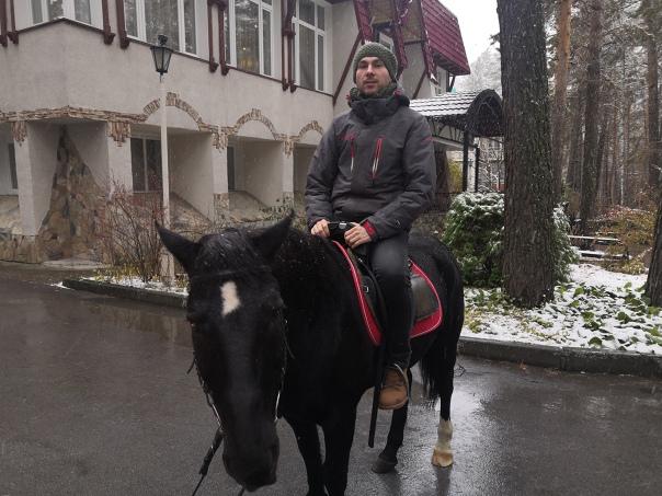 Сергей Кузьмичев, Новосибирск, Россия