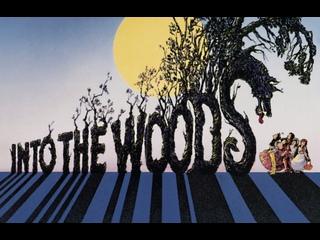 Into the Woods 1989 год Broadway (Бернадетт Питерс, Джоана Глисон)