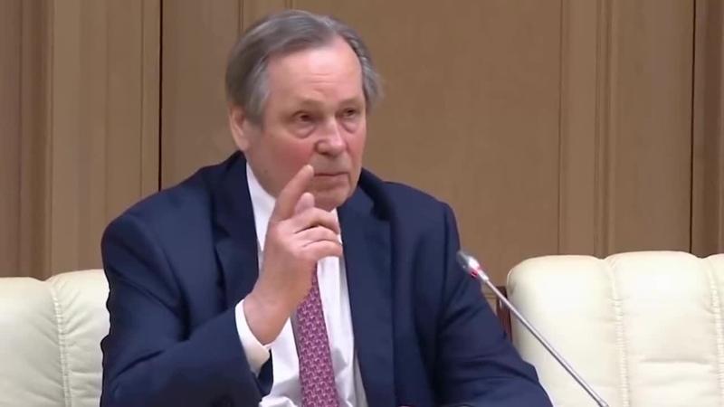 Академик Чучалин-Прямая линия с Президентом-ВСЯ ПРАВДА О КОРОНОВИРУСЕ !!!
