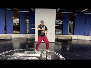 "Boris Ryabinin choreography   ""Windows"" by Donnie Trumpet & the Social Experiment"