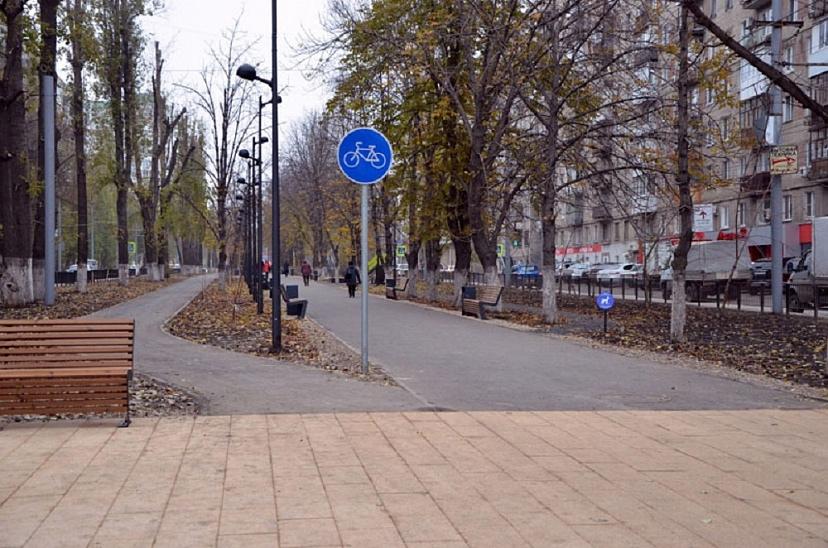 В Саратовской области благоустроят 114 скверов