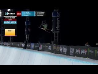 MEDAL RUNS_ Men's Ski SuperPipe _ X Games Aspen 2021