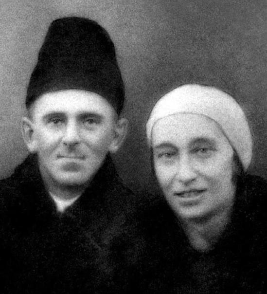 """""""Нищенка-подруга"""" поэта, Надежда Мандельштам: """"Кому показать, если увижу тучу.."""""""