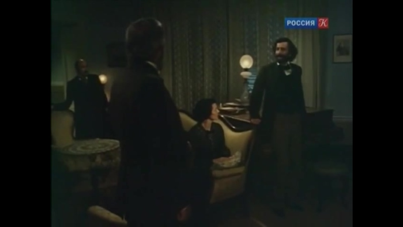 Жизнь Джузеппе Верди 1982 драма биография реж Ренато Кастеллани 5 я серия