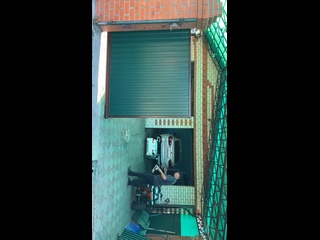 Откатные ворота 4500*1700 на шине Alutech
