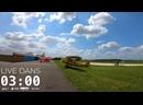 Loulou Players @ Music Please Goes Stream 3 @ Aérodrome de Namur, Temploux, Belgium (28 06 2020)