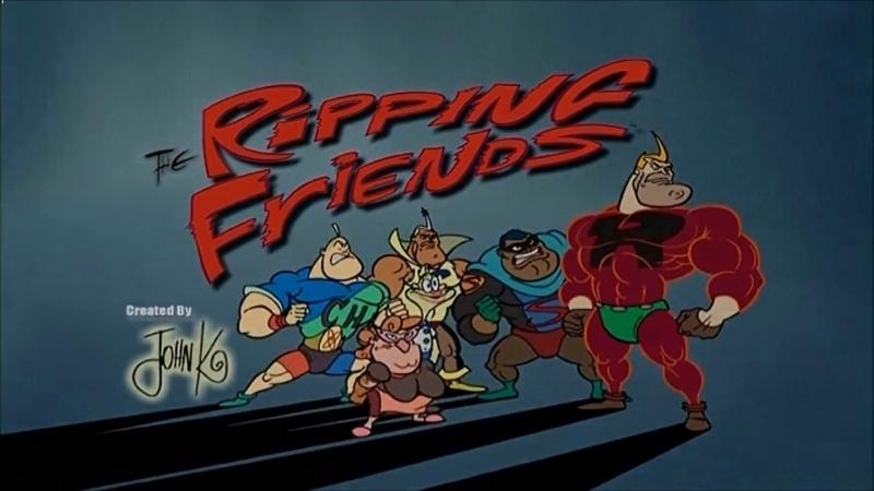Братья Потрошители The Ripping Friends Адская свадьба 13 Серия