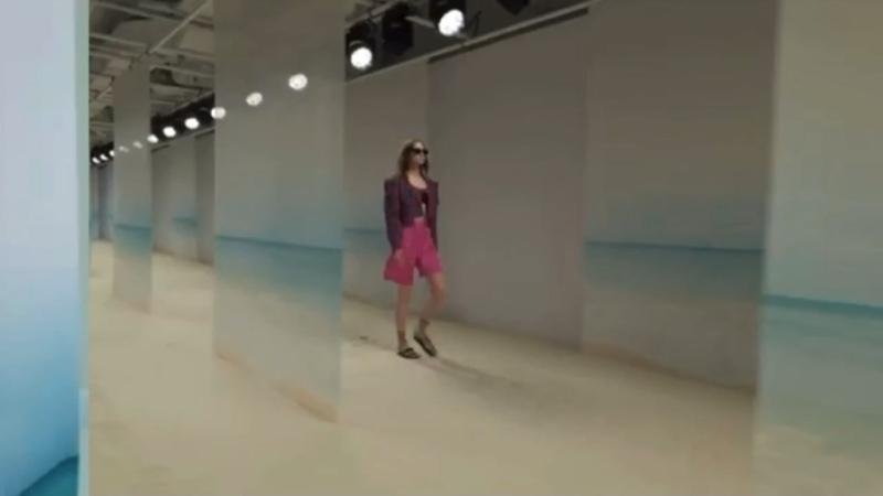 DNK Models for TSUM DLT Fashion Show 2021