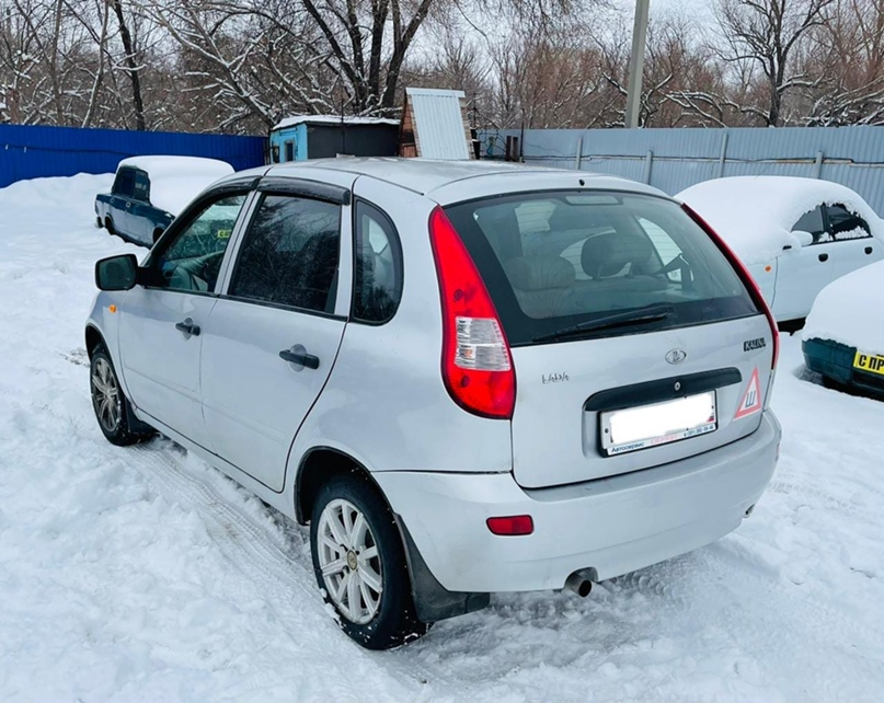 Купить Ваз Калина 2012г в отличном | Объявления Орска и Новотроицка №16531