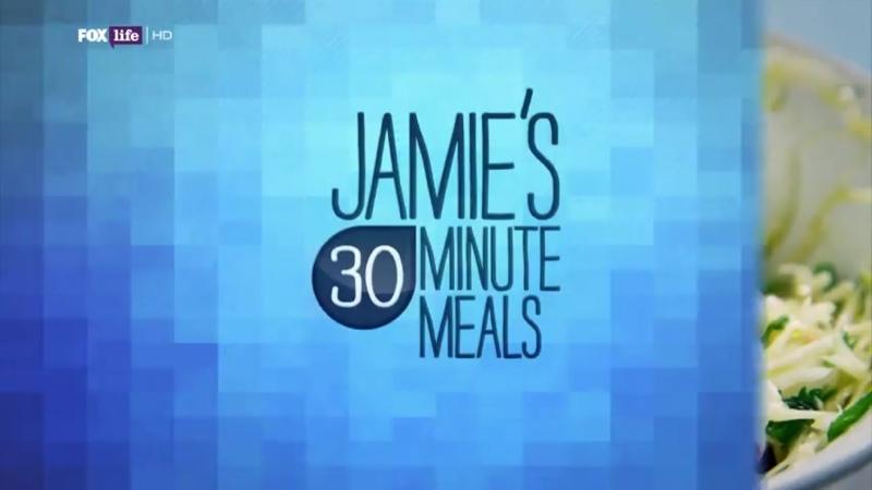 Обеды за 30 минут с Джейми Оливером 2 сезон 13 серия