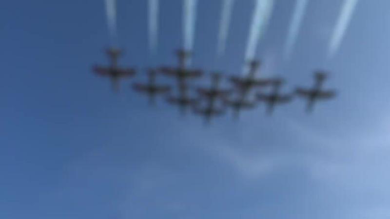 Frecce Tricolori Jesolo Air Show 🇮🇹