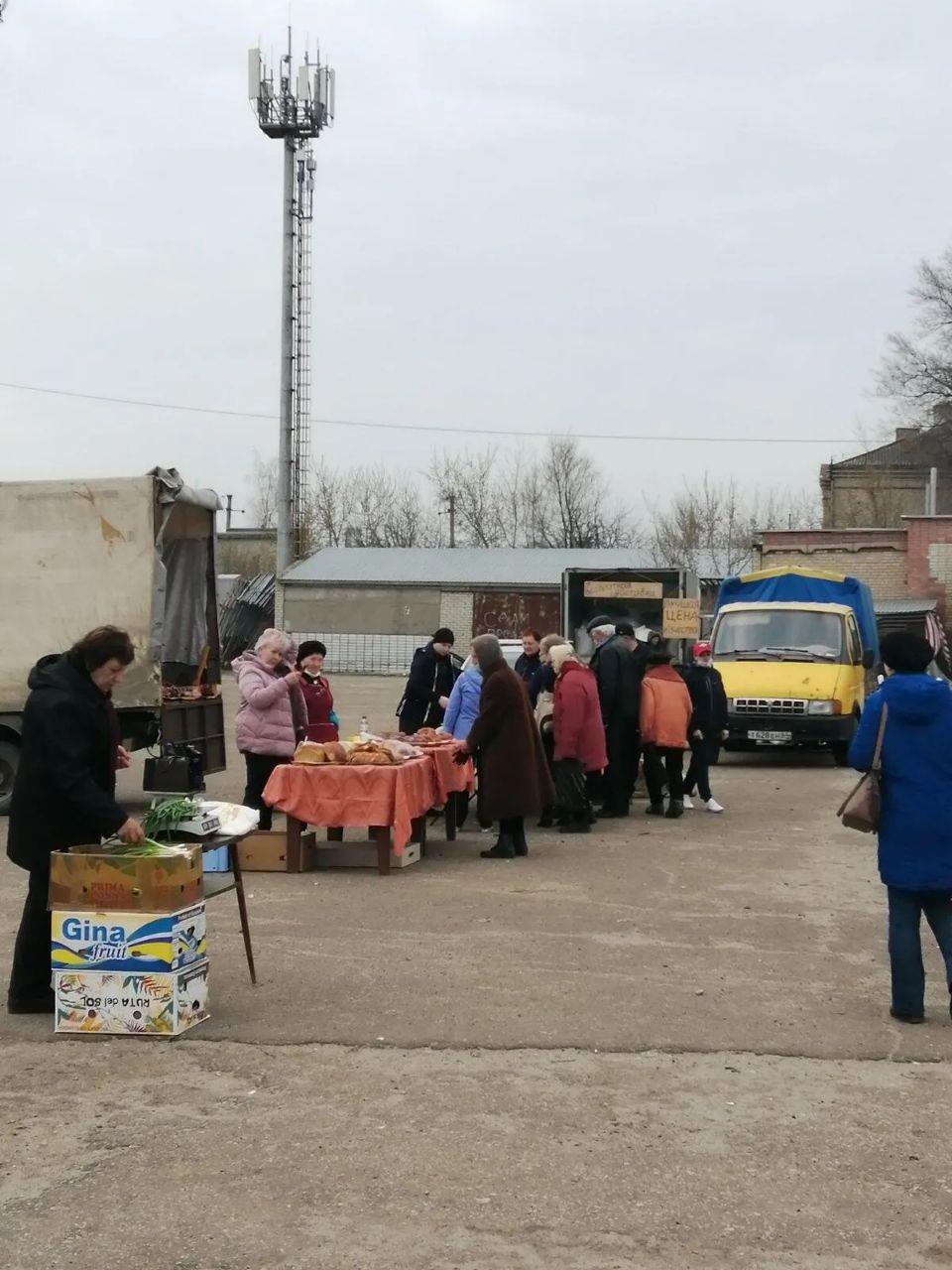 В Петровске провели сельскохозяйственную ярмарку