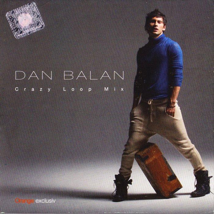 Dan Balan album Crazy Loop MIX