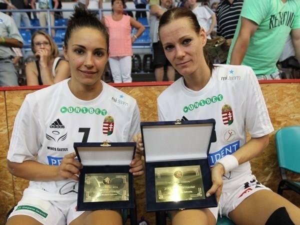 Зита Сучански и Анита Гербиц