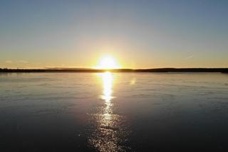 Зимняя Осень.Фото Рек, Озер,Водопадов.