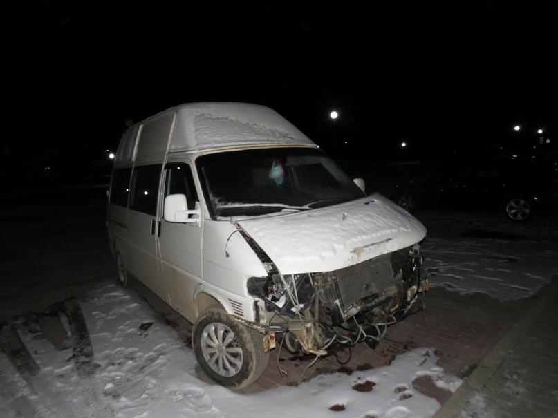 В Гродно молодой человек взял машину на покраску и разбил ее