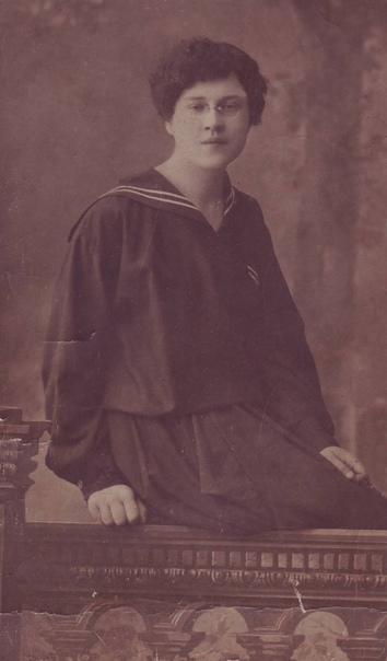 Мария Васильевна Гуляева