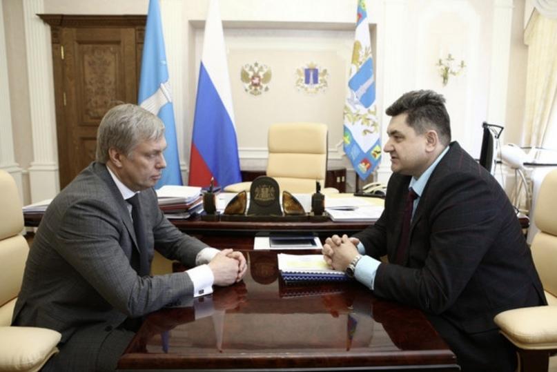 Врио губернатора Русских начал вызывать членов кабмина по одному