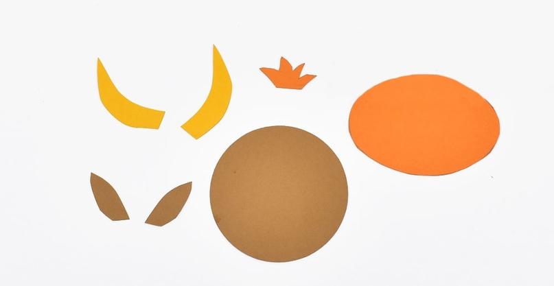 Мастер-класс «Бычок — символ 2021 года», изображение №8