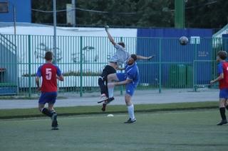 Русский футбол 2021 8x8 14.07.2021 Квадро - Чемпион