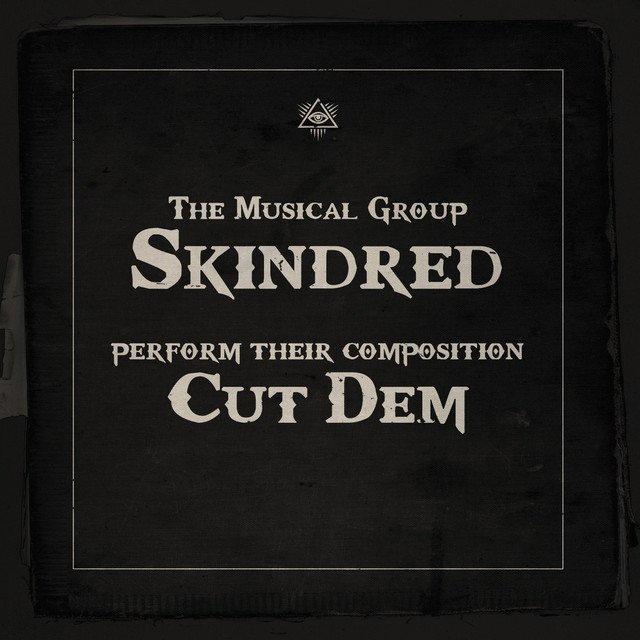 Skindred album Cut Dem