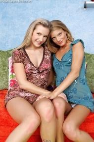 Каяна и Шарон
