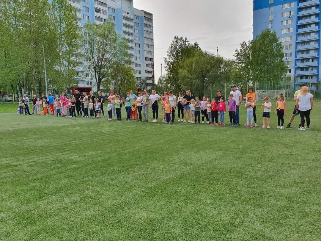 Школа в Капотне присоединилась к городской неделе «Семья – источник любви, уважения, солидарности» Фото с сайта Школы в Капотне