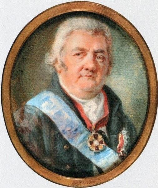 3 сентября 1784 г. Архаров Николай Петрович был на...