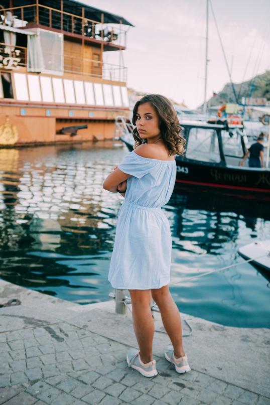 Индивидуальная фотосессия в Балаклаве - Фотограф MaryVish.ru
