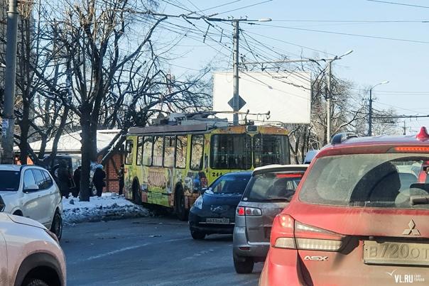 Попутчик в Владивостоке   Подсмотрено
