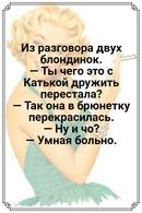Блонди-цитаты